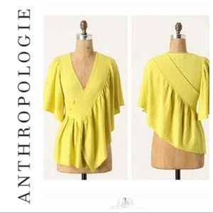 Anthropologie MOTH wrap poncho